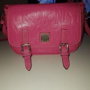 Dooney and Bourke crossbody bag Pink